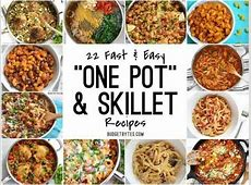 22 Fast and Easy One Pot Meals   Budget Bytes
