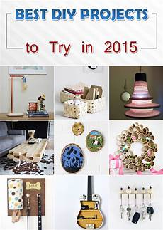 best diy projects to try in 2015