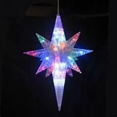 Led Lighted Star Of Bethlehem Amazon Com 20 Quot Led Lighted Multi Color Star Of Bethlehem
