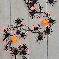Target Halloween Spider Lights This Year S Creepy And Cute Halloween Crafts Light Up The Mood
