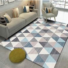 nordic geometric carpets for living room home decor carpet
