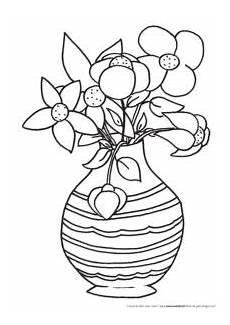 Ausmalbilder Blumenvase Ausmalbilder Gemeindebriefhelfer