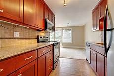 methods to upgrade the finish of wood kitchen cabinets