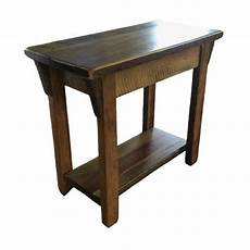 Rustic Wood Sofa Table 3d Image by Barn Wood Sofa Table Rustic Accent Table With Lower Shelf