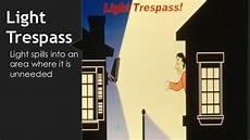 Light Trespass Light Pollution