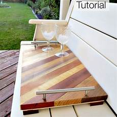 woodwork serving tray tutorial woodworking projects that