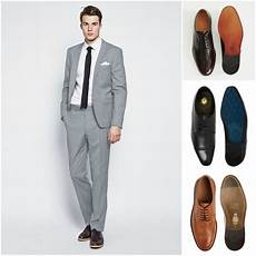 Best Shoes For Light Grey Suit Men S Fashion With David Omotolani Lawyard