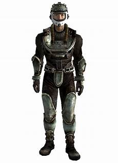 Fallout New Vegas Light Armour Lightweight Metal Armor The Fallout Wiki Fallout New