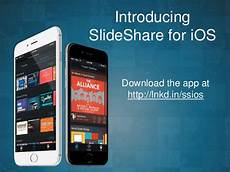 Slideshare App Introducing Slideshare For Ios