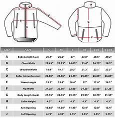 Coach Jacket Size Chart Black Summit Soft Shell Jacket Cy Armory