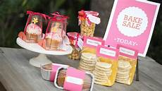 Bake Sale Name Ideas How To Package Food For A Bake Sale Kin Diy Youtube