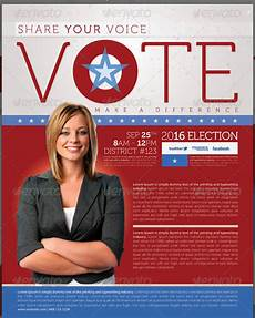 Templates For Mailers 8 Election Brochure Templates Free Psd Design Examples