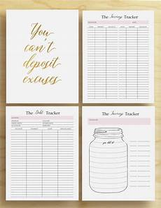 Weekly Finance Planner Finance Planner Money Organizer Finance Printable Budget
