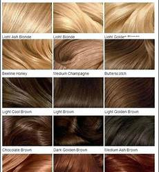 Awesome Light Golden Revlon Hair Color Chart