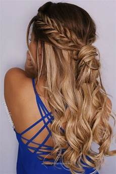 125 beautiful half up half hairstyles