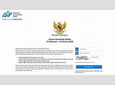 Link Pendaftaran Sensus Penduduk Online 2020, Segera Akses