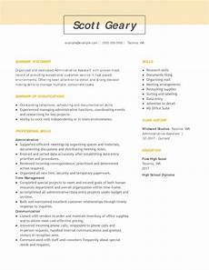 Perfect Receptionist Resume Check Out Our Receptionist Resume Example 10 Skills To Add