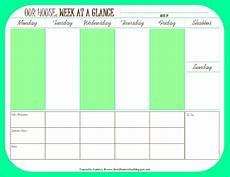 Weekly Schdule A Jewish Homeschool Blog Weekly Schedule