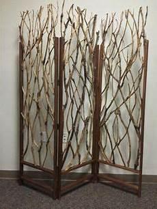 twinkling branches room divider diy led