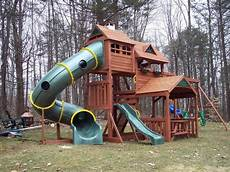 Playset Designs Huge Backyard Playsets Outdoor Furniture Design And Ideas