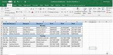 Form Format In Excel Use Microsoft Forms To Collect Data Right Into Your Excel