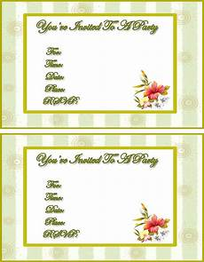 Party Invite Maker Free Free Girls Season Invitations Free Printable Invitation