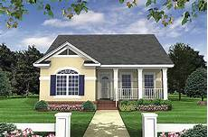 cottage style house plan 2 beds 2 baths 1100 sq ft plan