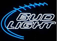 Bud Light Neon Bud Light Football Neon Sign By Neonetics In Neon Signs