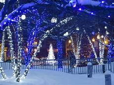 Christmas Lights In Muskegon Mi 9 Places In Michigan With The Best Christmas Decorations