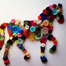 button colourful button crafts crafts button