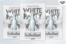 Free All White Party Flyer Template White Party Flyer Template Flyer Templates On Creative