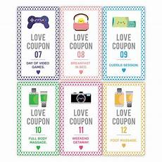 Printable Coupons For Him Printable Romantic Love Coupons Instant Download Valentines
