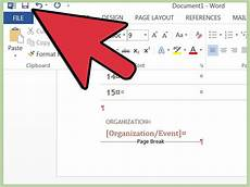 How To Make Invitations On Microsoft Word 4 Ways To Add Templates In Microsoft Word Wikihow