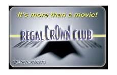 Lost Regal Crown Club Card 25 Free Credits For Regal Crown Club Members Hunt4freebies