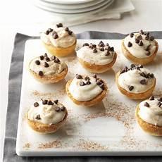 32 mini desserts you ll taste of home