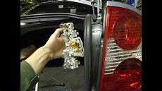2005 Vw Passat Brake Light Bulb Volkswagen Passat Rear Light Bulb Change Youtube