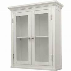shop classique white wall cabinet with two doors free