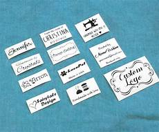 name tag stickers for clothes 50x custom clothes logo name label iron on tag fabric