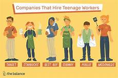 Summer Job For High School Students Companies That Hire High School Students