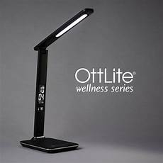The Ott Light Maxiaids Ott Lite Renew Led Desk Lamp Black