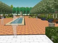 Advance Landscape Design Advanced Sketchup Landscape Residential Modelling