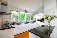 Kitchen Layout Wantirna Contemporary