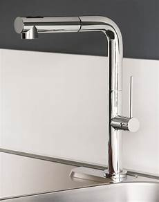 Modern Kitchen Faucet Chrome Modern Kitchen Faucet With Pull Out Dual Shower