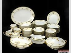 83pc Noritake Romance Set Dinner Plates Platter Covered