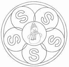 www kinder malvorlagen buchstaben mandala ausmalbild mandalas mandala buchstabe s zum ausmalen