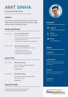 Fresher Accountant Resume Sample Accounting Resume Sample 2020 Career Guidance