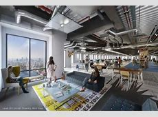 Level39: Technology Start Up Space to Open in Canary Wharf