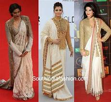 blouse jacket 6 ways of using a jacket blouse to style your saree