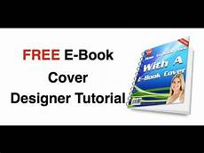 Cover Design Online Free Free Ebook Cover Maker Design Your Own Ebook Cover Youtube