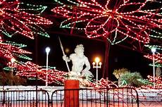 Va Beach Oceanfront Holiday Lights Holiday Lights At The Beach 2016 Virginia Beach Hotel